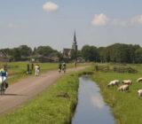 Radfahren in Waterland