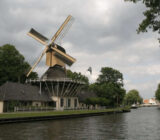 Weesp Windmühle t Haantje