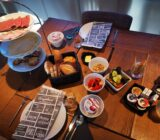 Magnifique II Frühstück