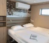 De Holland lower deck twin
