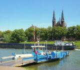 Meuse Flussfähre