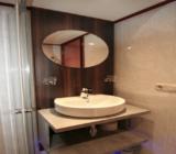 Fluvius Badezimmer Zweitbettkabine