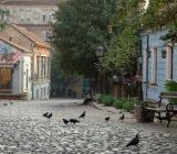 Serbien Belgrad Skadarlija Strasse
