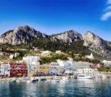 Italien: Amalfiküste und Golf von Neapel: Capri