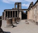 Italien: Amalfiküste und Golf von Neapel: Pompeii