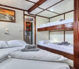4-Bettkabine Unterdeck
