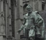 Antwerpen Grote Markt Statue