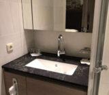 Oberdeck Badezimmer