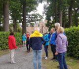Besuch des Wissekerke Schloss