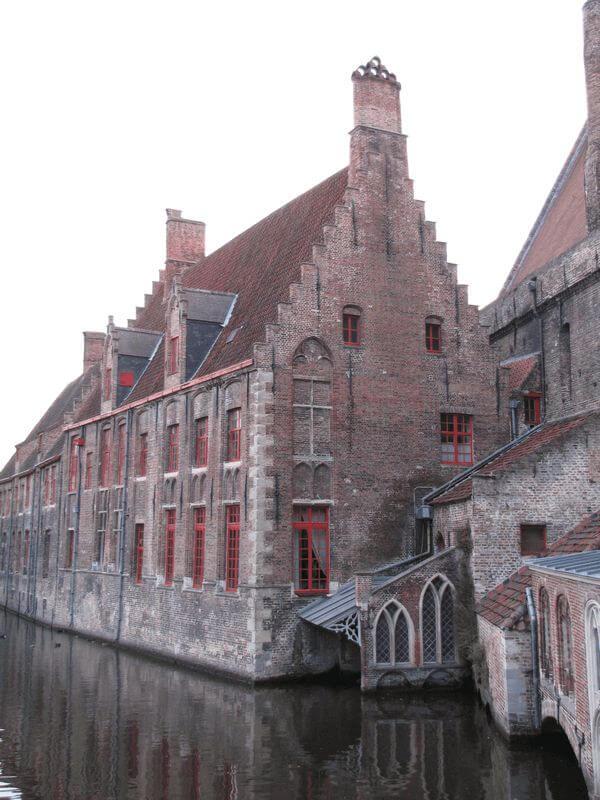 Niederlande Belgien Amsterdam Brügge Premium Oder Umgekehrt