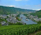 Cochem Mosel view