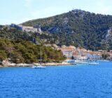 Süddalmatien Ausblick