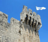 Kroatien Trogir Burg