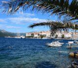 Kroatien wunderschöner Blick