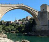 Kroatien Brücke