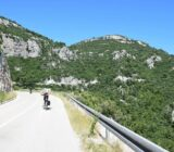 Kroatien Radfahrer