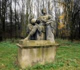 Czech Republic Park Veltrusy