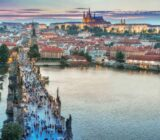 Tschechin: Prag Charles Brücke