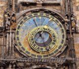 Tschechin: Prag astronomische Uhr
