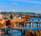 Tschechin: Prag Brücke