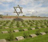 Czech Republic Terezin memorial cemetery