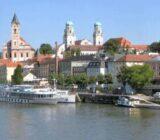 Donau Schiffe