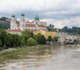 Danube Passau Budapest Passau Austria Passau