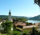 Donau: Passau−Wien−Passau Grein