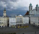 Danube Passau Vienna Passau Austria Linz