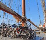 Elizabeth deck bikes