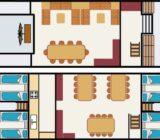 Floor plan Fiep