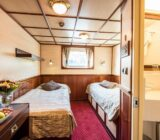 Florentina cabin lower deck twin