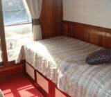 Florentina cabin upper deck twin