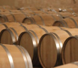 France Bordeaux wine barrels