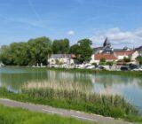 Epernay Marne Fluss