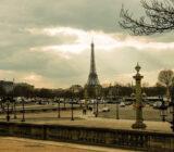 Frankreich Champagne Paris Eiffelturm