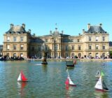 Frankreich Champagne Paris Jardin du Luxembourg
