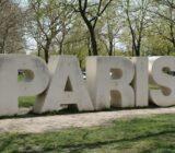 Frankreich Champagne Paris Zeichen