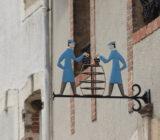 Kunst in den Straßen