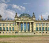 Deutschland−Stralsund: Reichstag