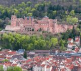 Germany Strasbourg Mainz Heidelberg
