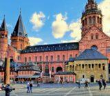 Germany Strasbourg Mainz Mainz cathedral