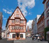 Germany Strasbourg Mainz Mainz houses