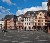 Straßburg−Mainz: Mainz Marktplatz