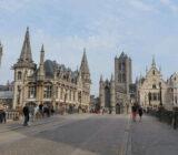Gent Stadtzentrum