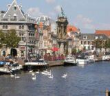 Haarlem De Waag und das Teylers Museum