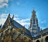 Haarlem St Bavo Kirche