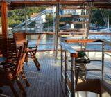 Harmonia exterior deck