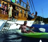 Ionian Islands canoeing