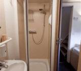 Iris cabin bathroom